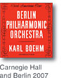 [Carnegie Hall and Berlin Exhibit 2007]
