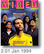 [Wired Magazine 2.01 January 1994]