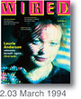 [Wired Magazine 2.03 March 1994]